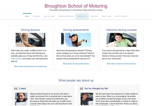 www.broughtonschoolofmotoring.com