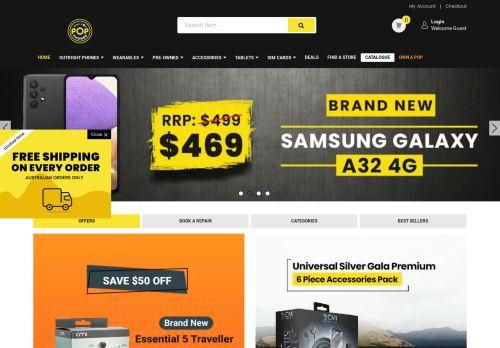 www.popphones.com.au