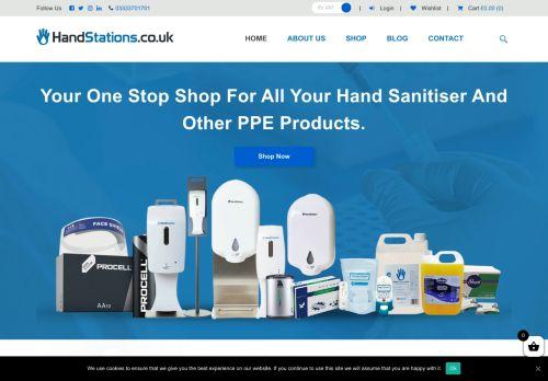 handstations.co.uk