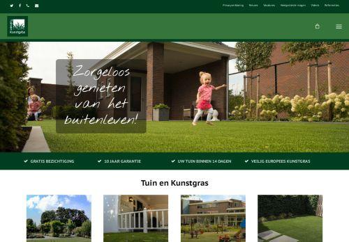 www.tuinenkunstgras.nl